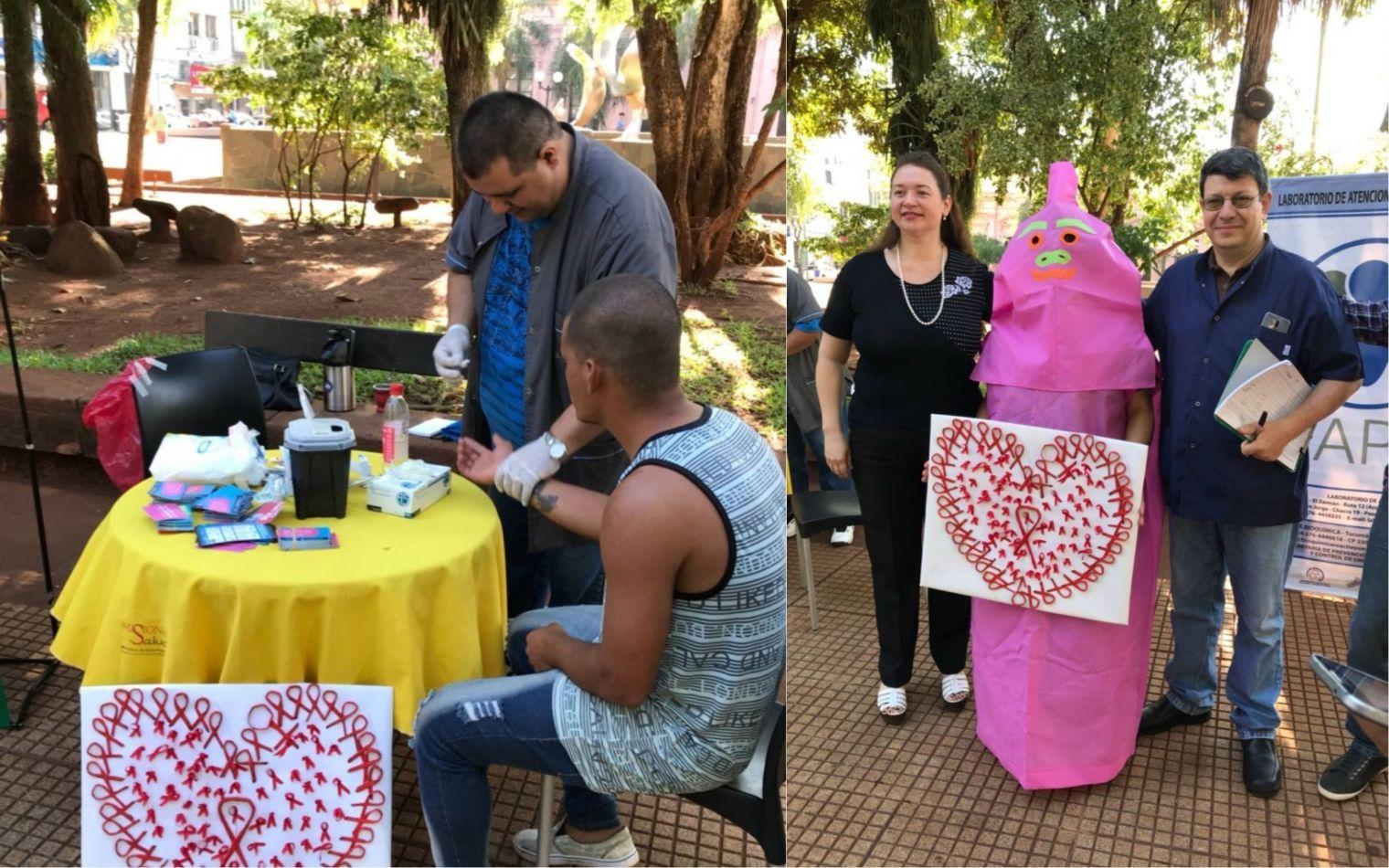 Preocupa el alto porcentaje de infectados con VIH en Misiones