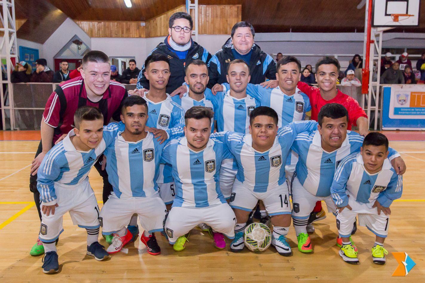 Selección nacional de Fútbol Talla Baja
