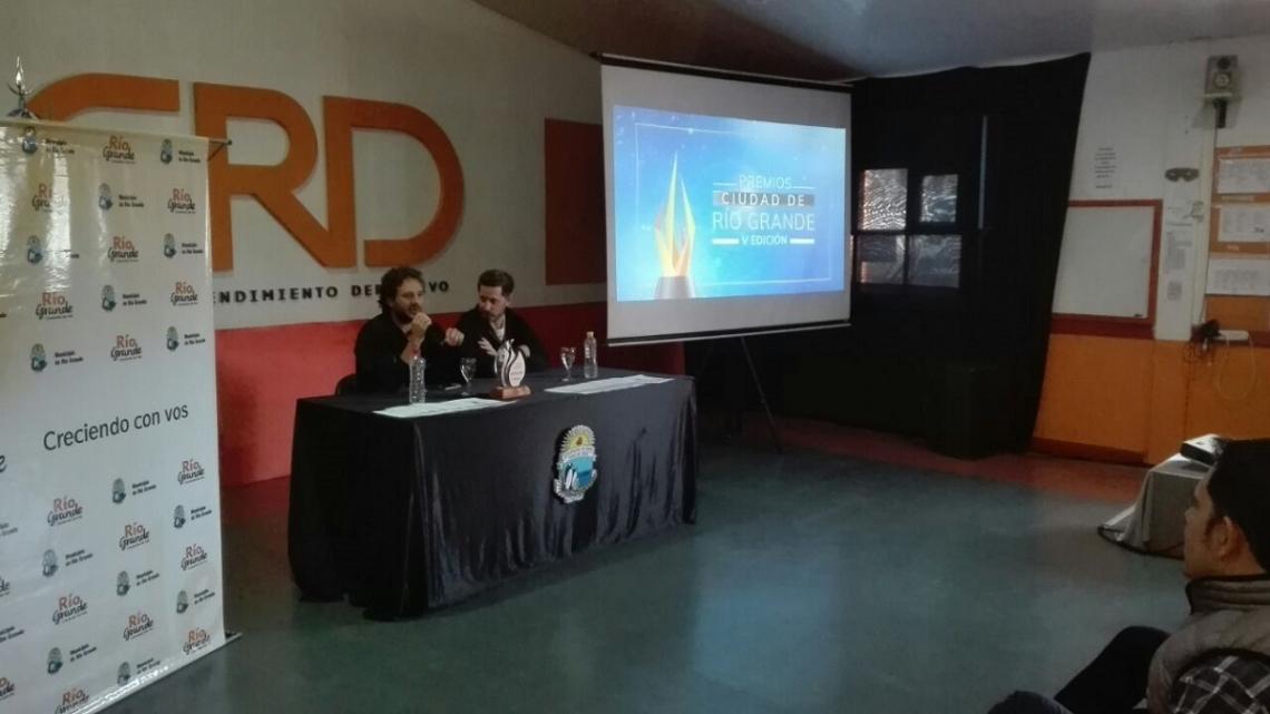 Presentaron la V edición de los premios Ciudad de Río Grande al deporte