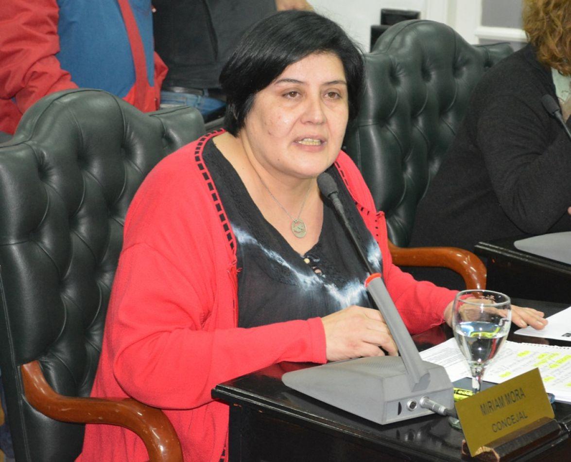 Cocejal Miriam Mora