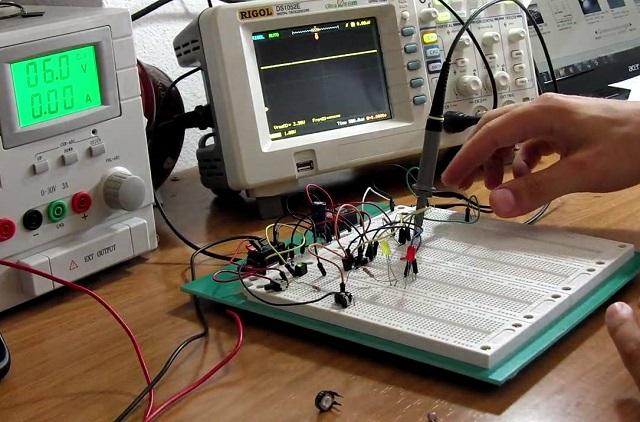 La UTN dictará cursos de Electrónica Básica y Microcontroladores