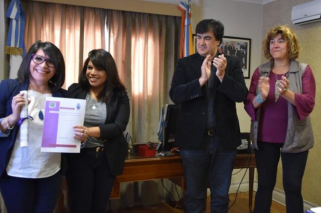 Concejales brindaron un reconocimiento a 8 mujeres destacadas