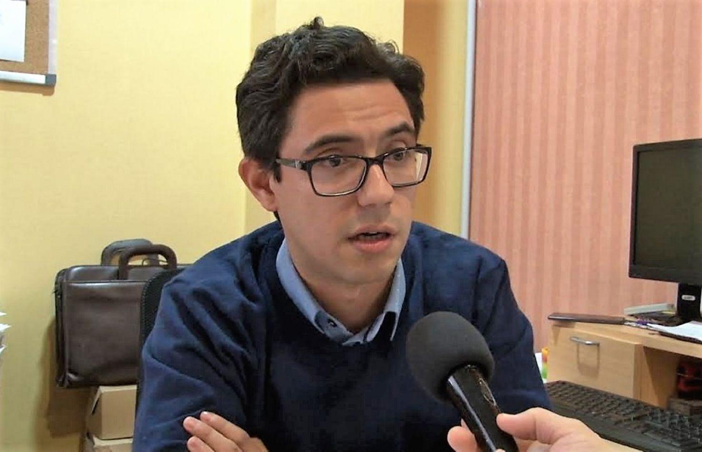 Guillermo Fernández, subsecretario de Finanzas Públicas de Río Grande