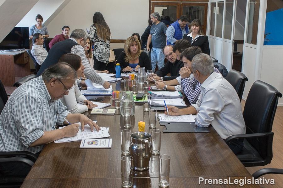El Parlamento fueguino retoma el debate y análisis de propuestas normativas