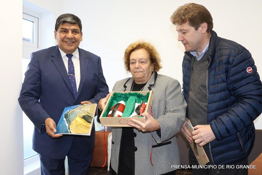 Arcando celebró la inauguración del edificio propio de la Defensoría General de la Nación en Río Grande