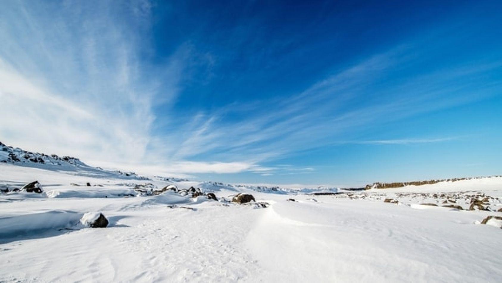 La temperatura más baja se registró hace muchos años en una base de Rusia.