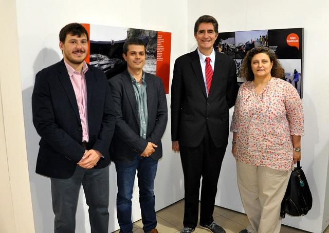"""Río Grande, presente """"En el Corazón del Cambio Climático"""""""