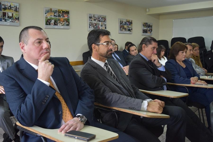 Primer encuentro con jueces, defensores y fiscales en Ushuaia