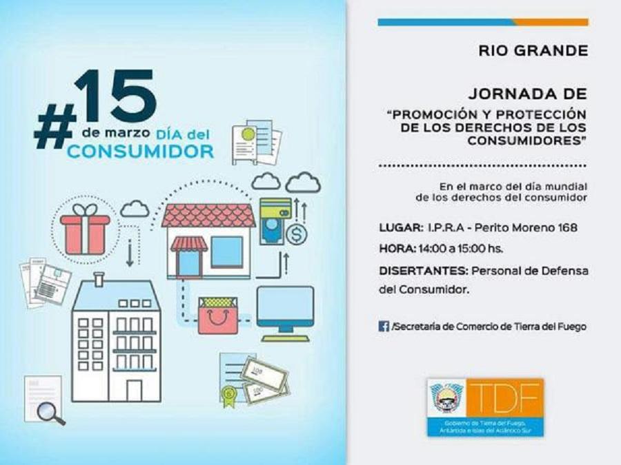 Jornada de Promoción y Protección de los Derechos de los Consumidores