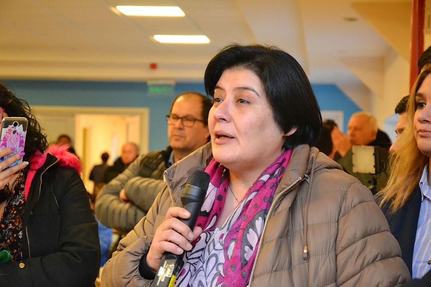 Concejal Miriam 'Laly' Mora