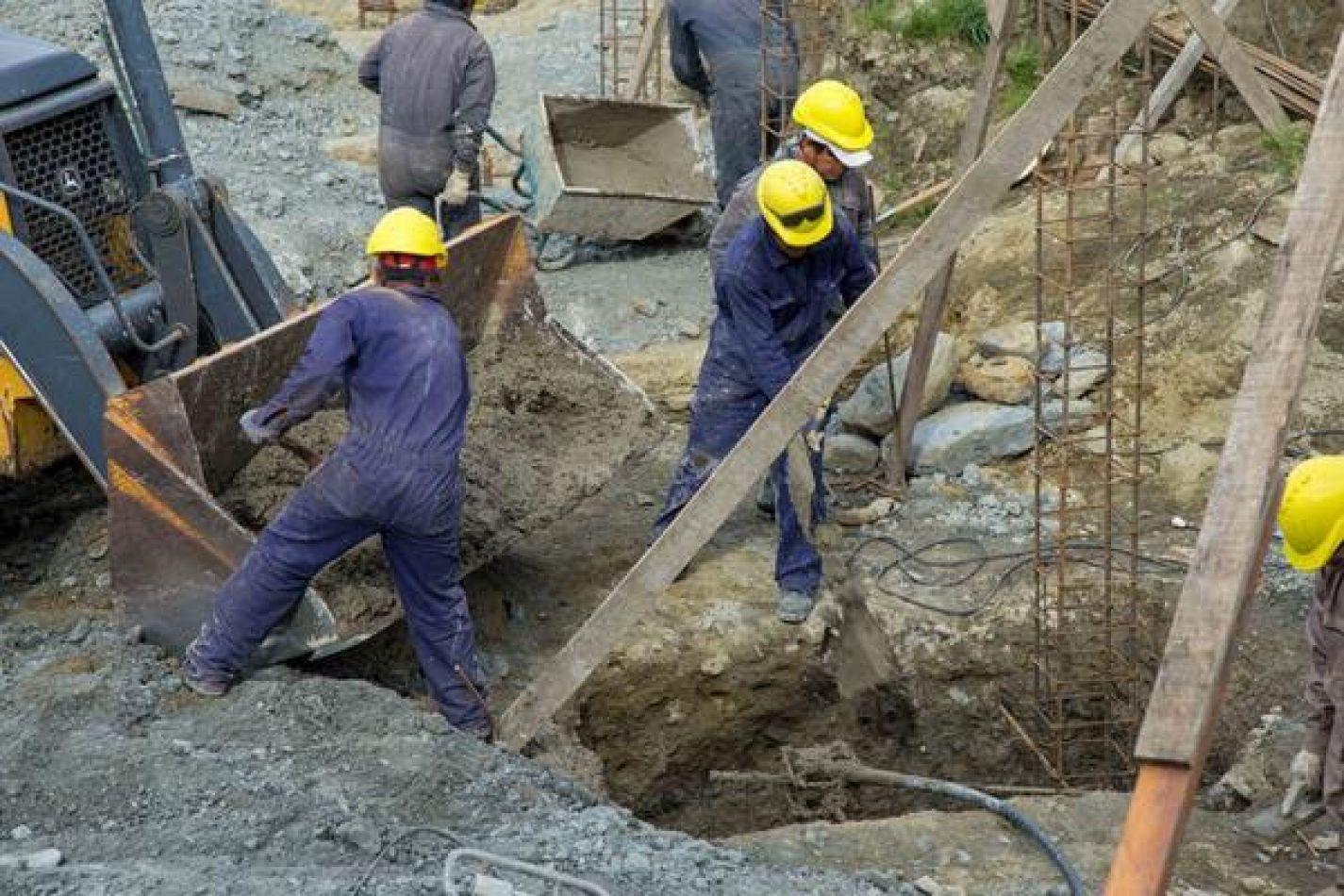 Subsidio para trabajadores de la construcción desocupados