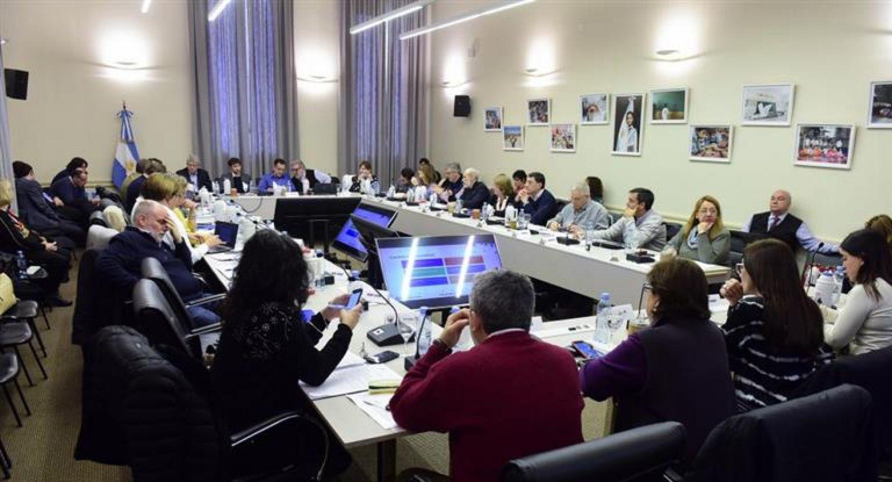 La 88° edición del Consejo Federal de Educación se realizó en el Palacio Sarmiento.