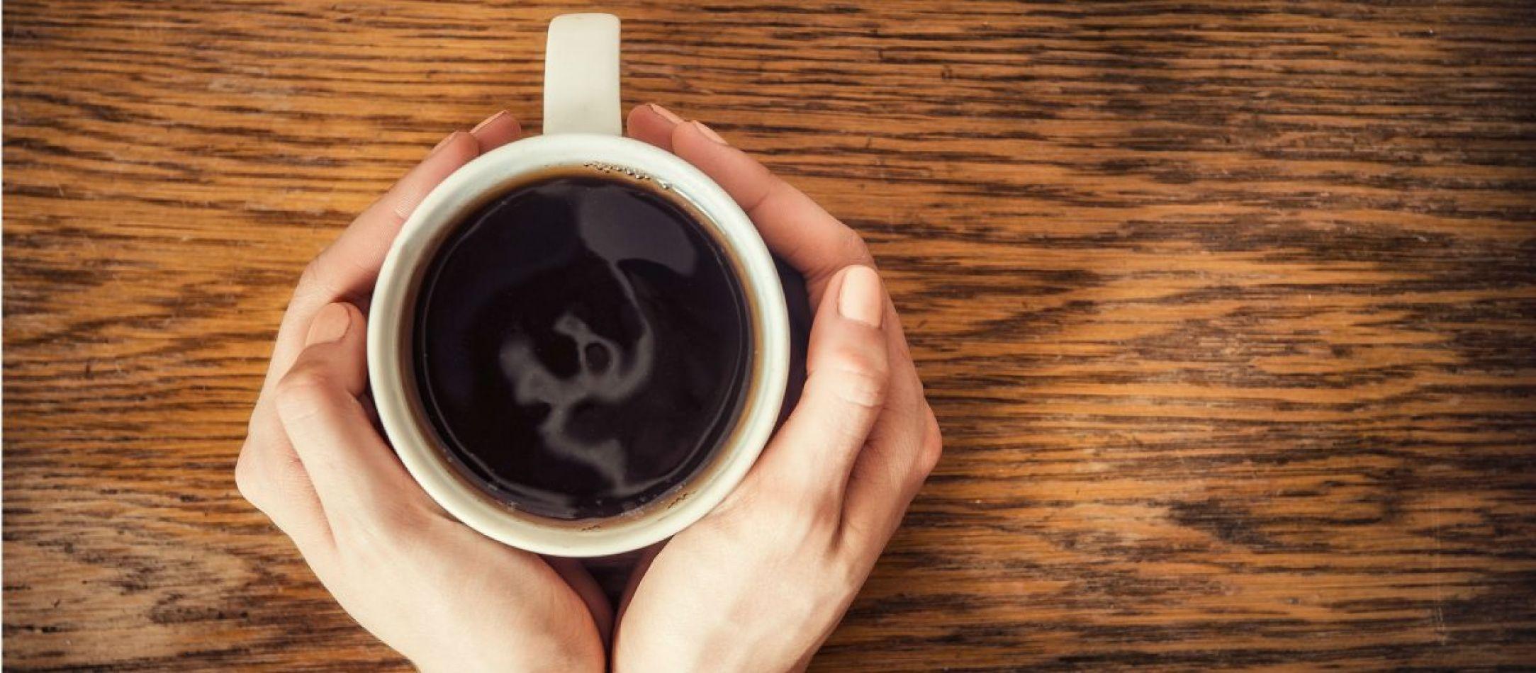 Café gratis para todo aquel que no pueda pagarlo