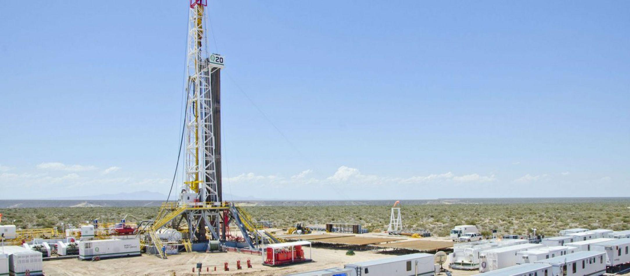 Petrolera Británica perfora su primer pozo en Santa Cruz