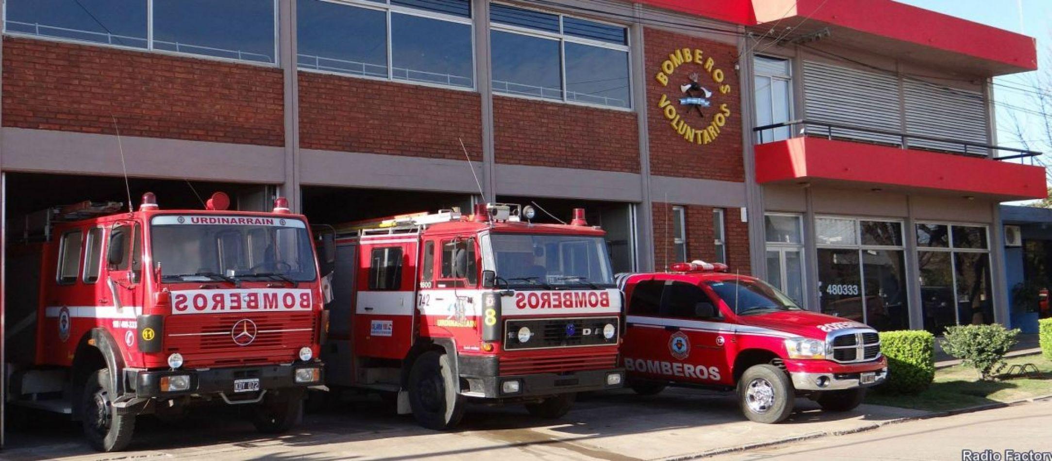 En en Congreso de la Nación se reunieron los directivos de las Federaciones de Bomberos Voluntarios de Argentina