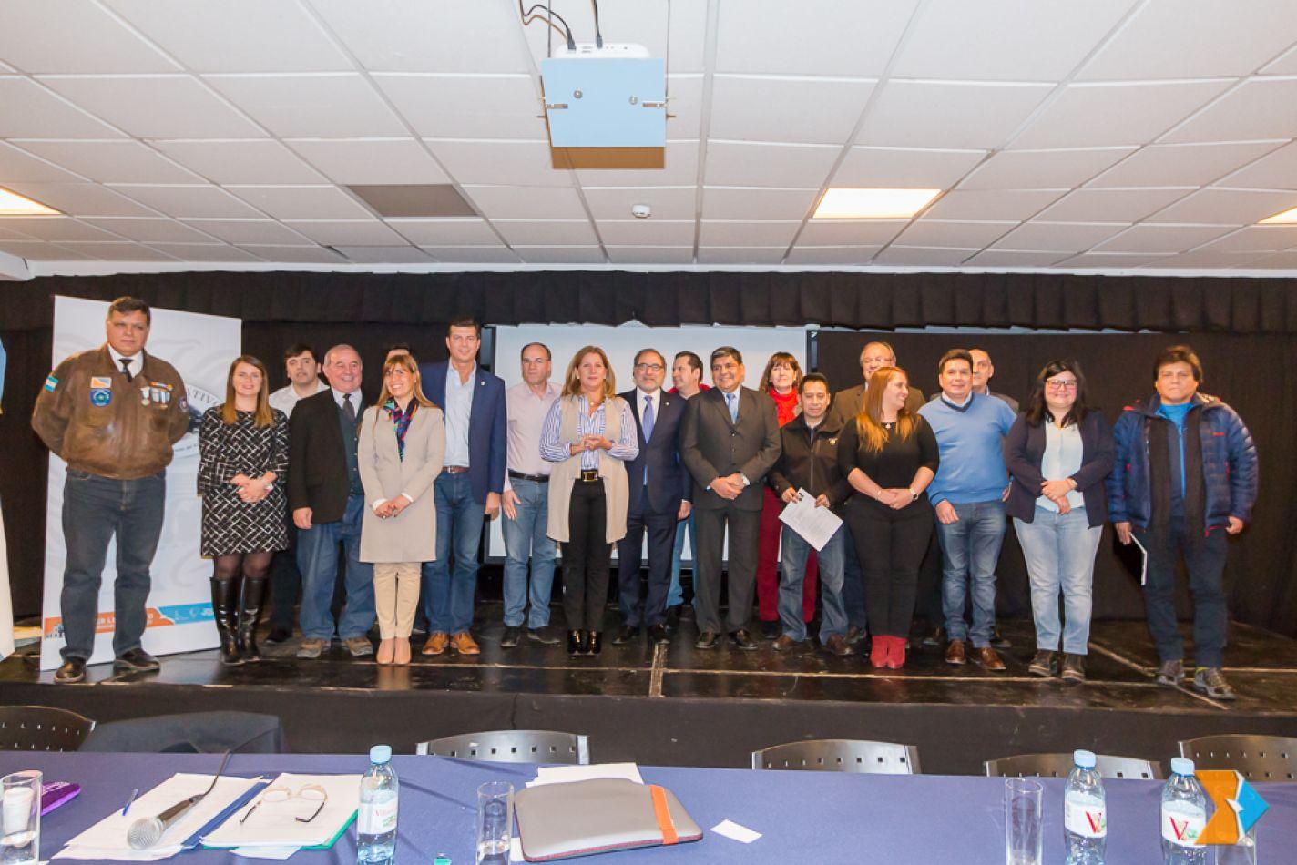 Legislatura Provincial trasladó la Comisión de Legislación General a Río Grande,