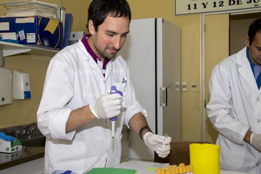 Capacitación en nuevas técnicas para un mejor diagnósticos de enfermedades infeccionsas