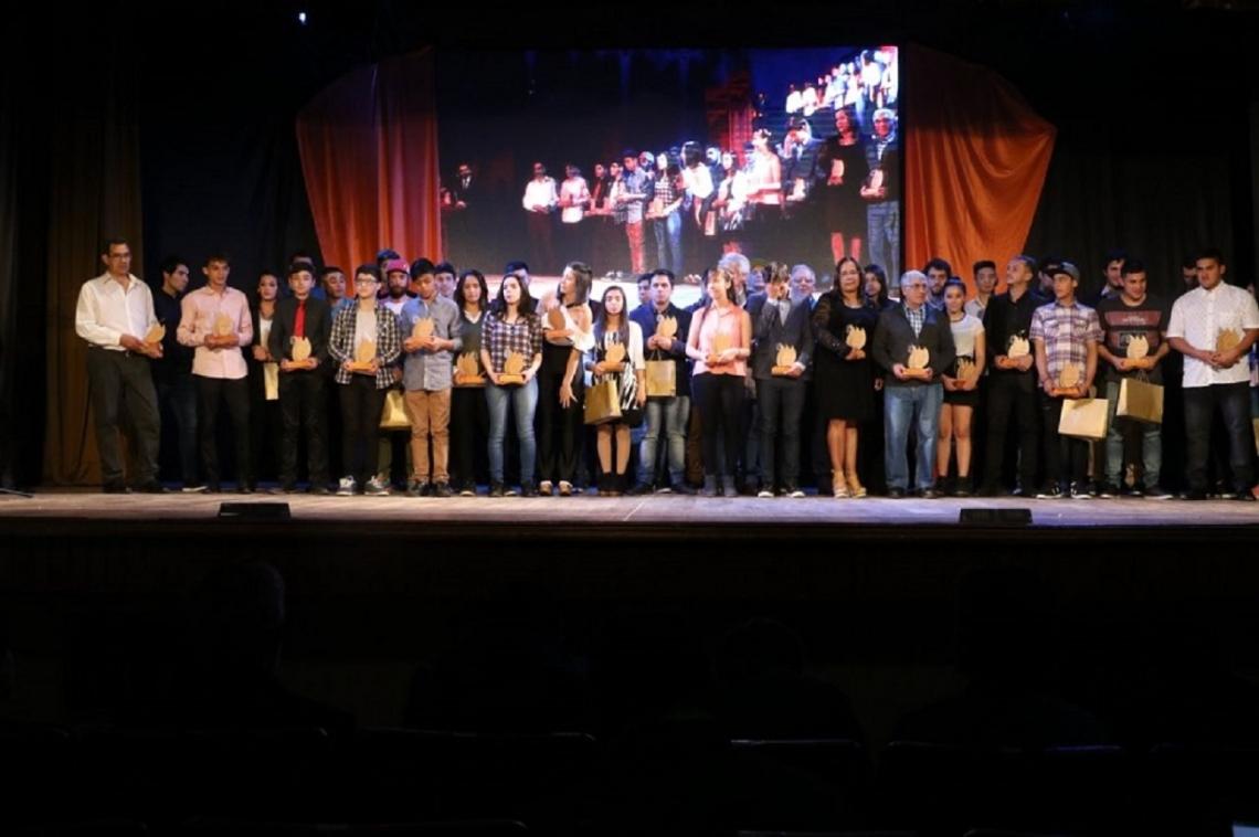 Se celebró la V Edición de los Premios Ciudad de Río Grande