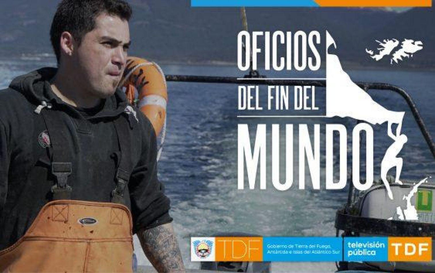 Oficios del Fín del Mundo nominada a mejor serie documental