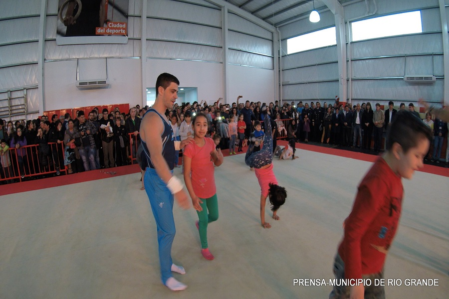 """Para Molinari el CM de Gimnasia Artística es """"de primer nivel mundial"""""""