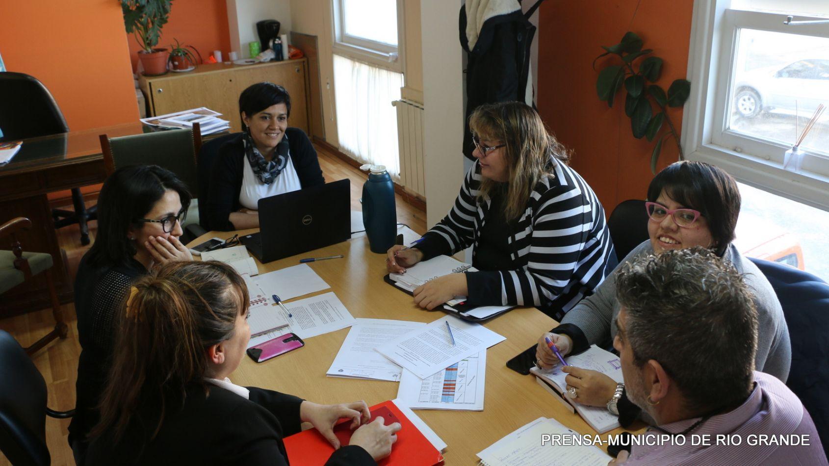 La secretaria de Promoción Social, DI Analía Cubino, resaltó el trabajo que lleva adelante el Municipio de Río Grande en materia de inclusión