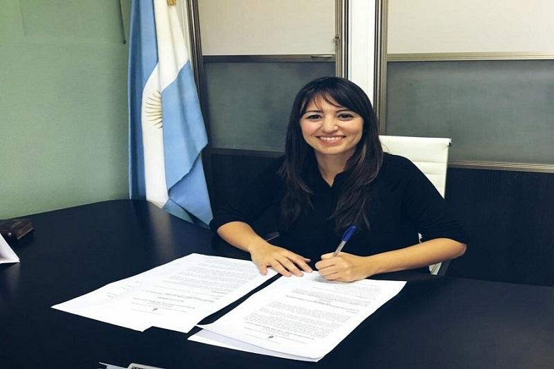 Laura Colazo presentó proyecto sobre Alimentación Saludable y Promoción a la Actividad Física