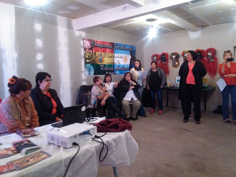 Taller de Prevención de las Adicciones en Margen Sur