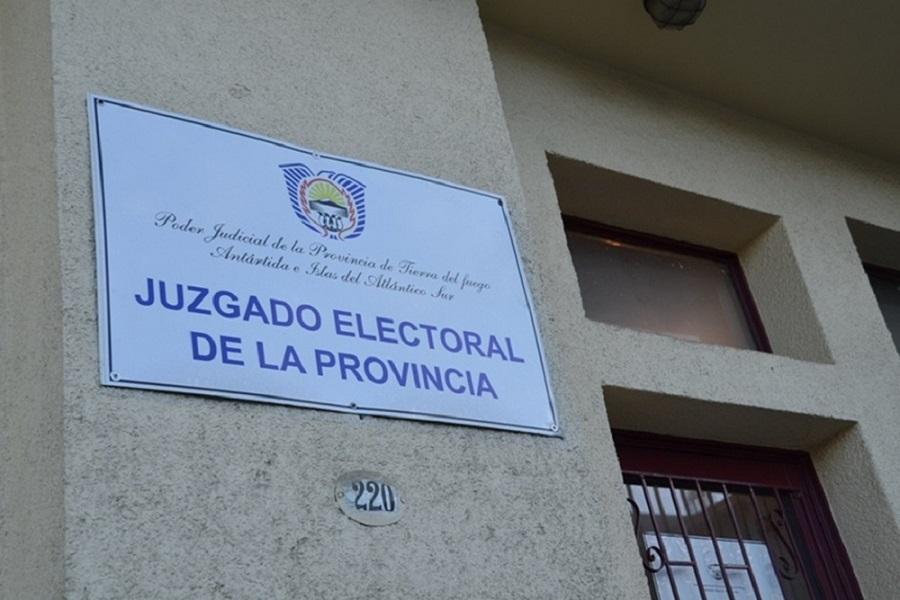 La Justicia atenderá en Río Grande a vecinos y partidos políticos
