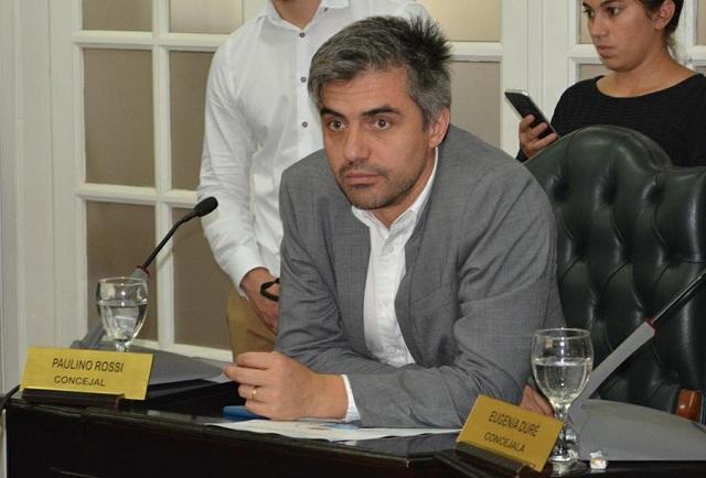 """Paulino Rossi lanzó la campaña """"Hacé valer tus derechos"""""""