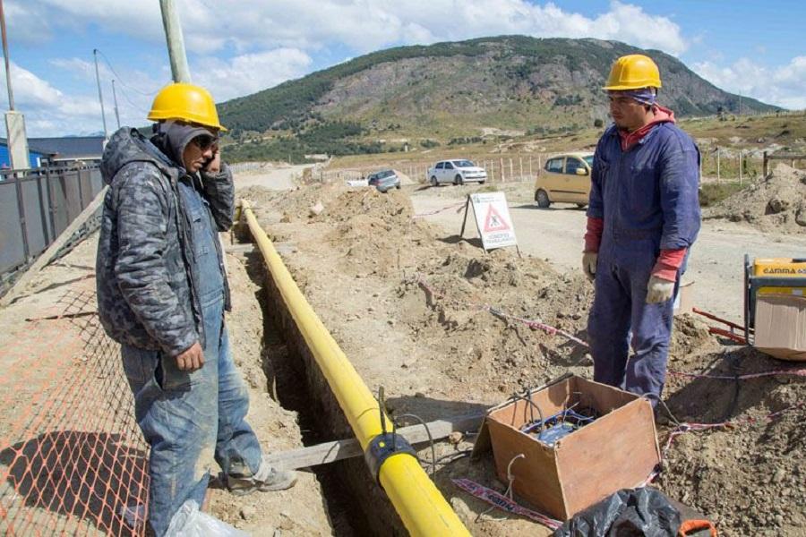 60 Familias del barrio Identidad Fueguina tendrán gas natural por red