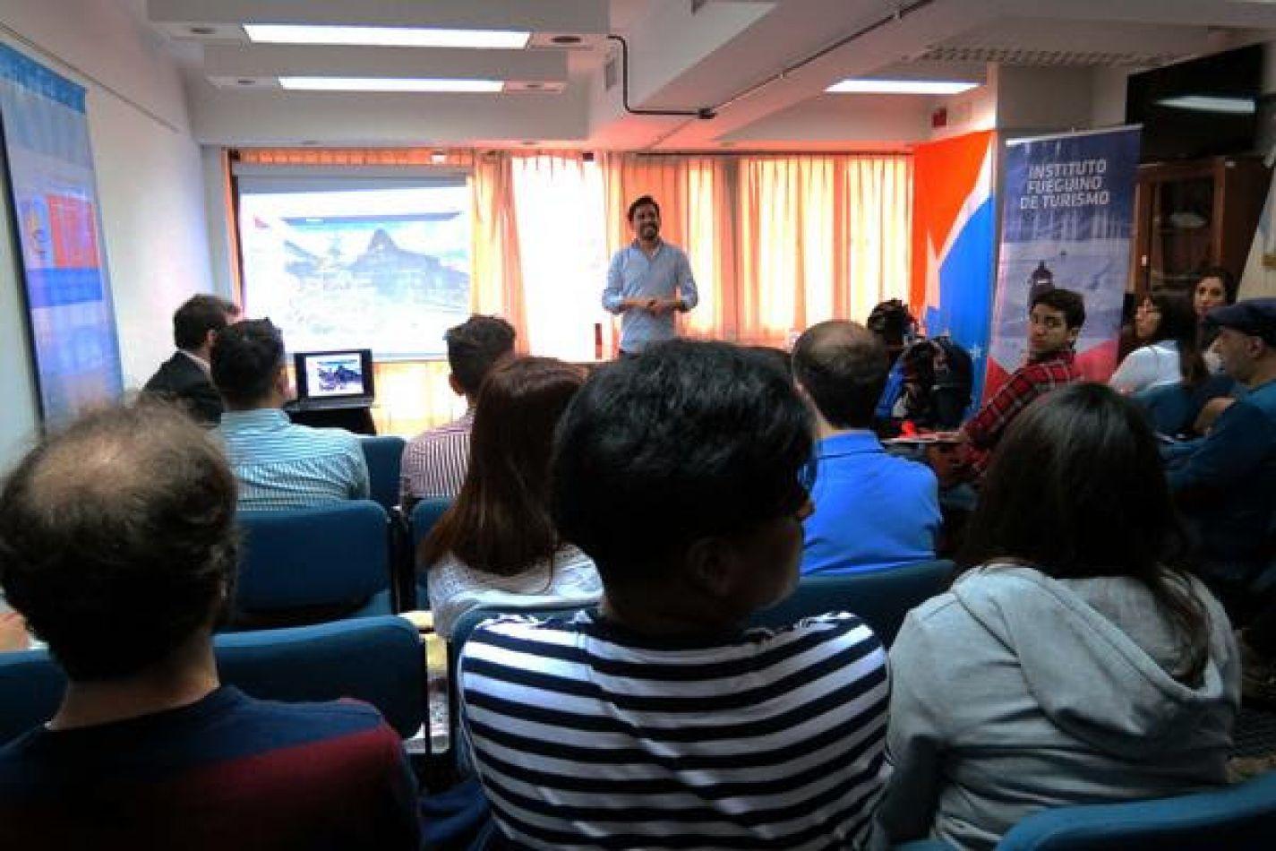 Programa de Embajadores Fueguinos en Buenos Aires