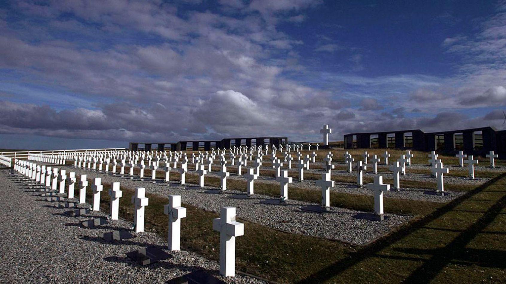 Beneplácito por identificación de restos de caídos en el conflicto del Atlántico Sur