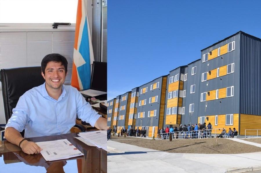 Fermín Randón: 'En abril se sortearán 40 casas de PROCREAR'