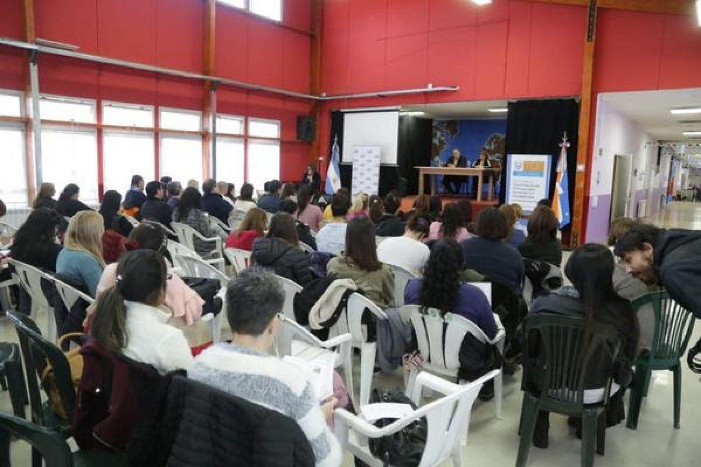 """Segunda """"Jornada Interdisciplinaria por la Inclusión Infantil""""."""