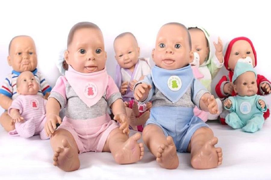 Empresa argentina lanza muñeco con Síndrome de Down