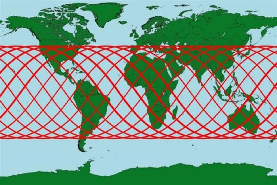 Investigadores vigilan la estación espacial china que podría caer en aguas argentinas