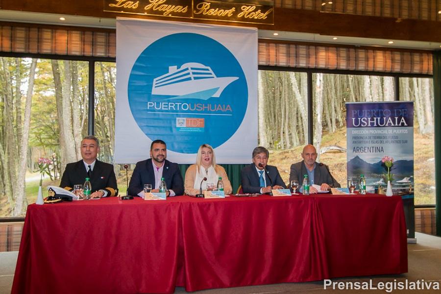Cerró la temporada 2017-2018 de cruceros en Ushuaia