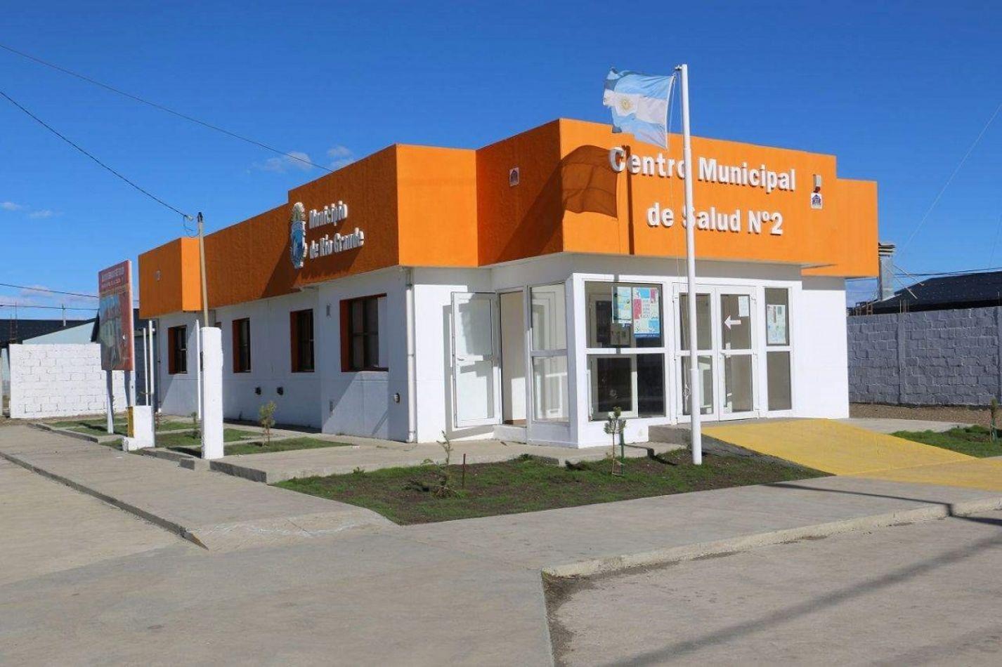 Centro de Salud Municipal N°2.