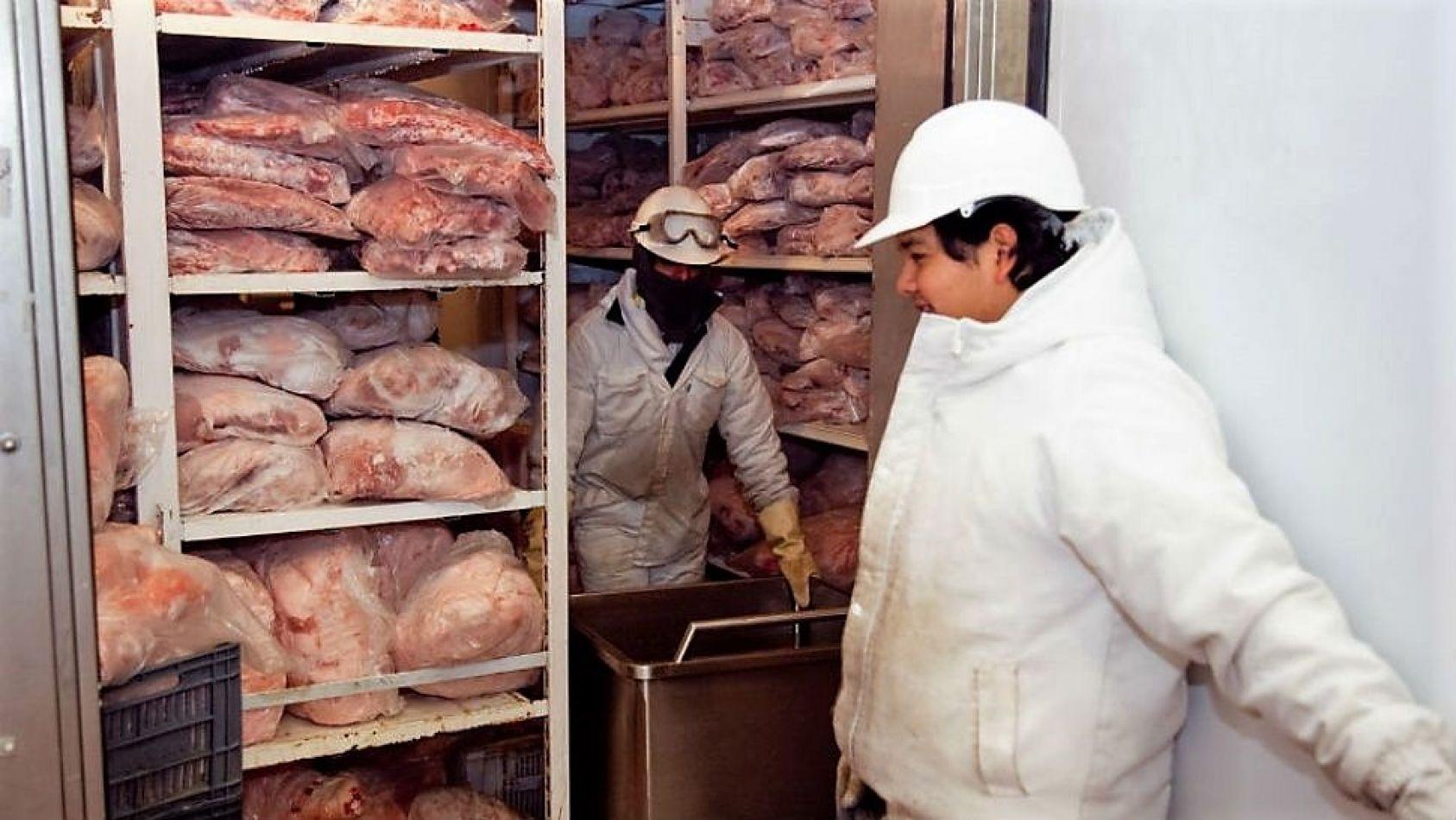 Histórico envío de carne argentina hacia Japón.