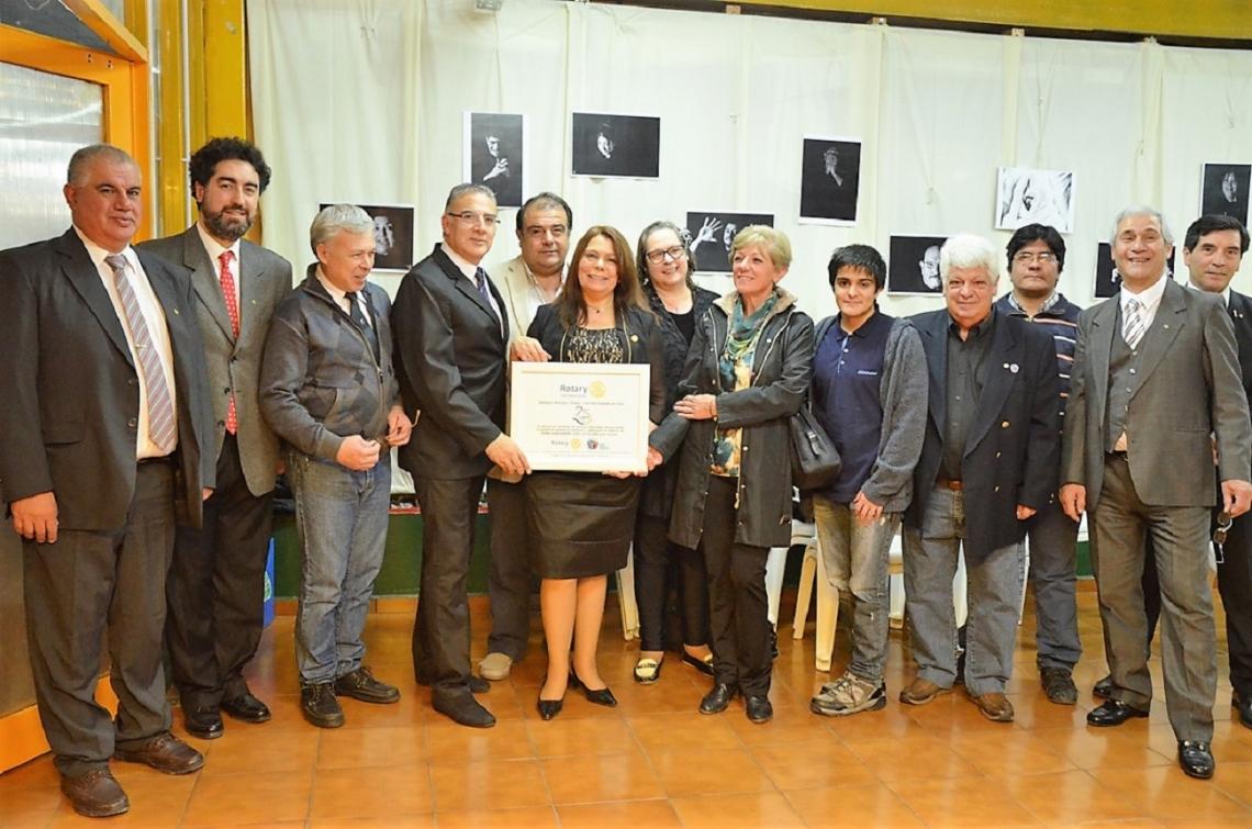 El Rotary Club Río Grande festejó sus 25 años