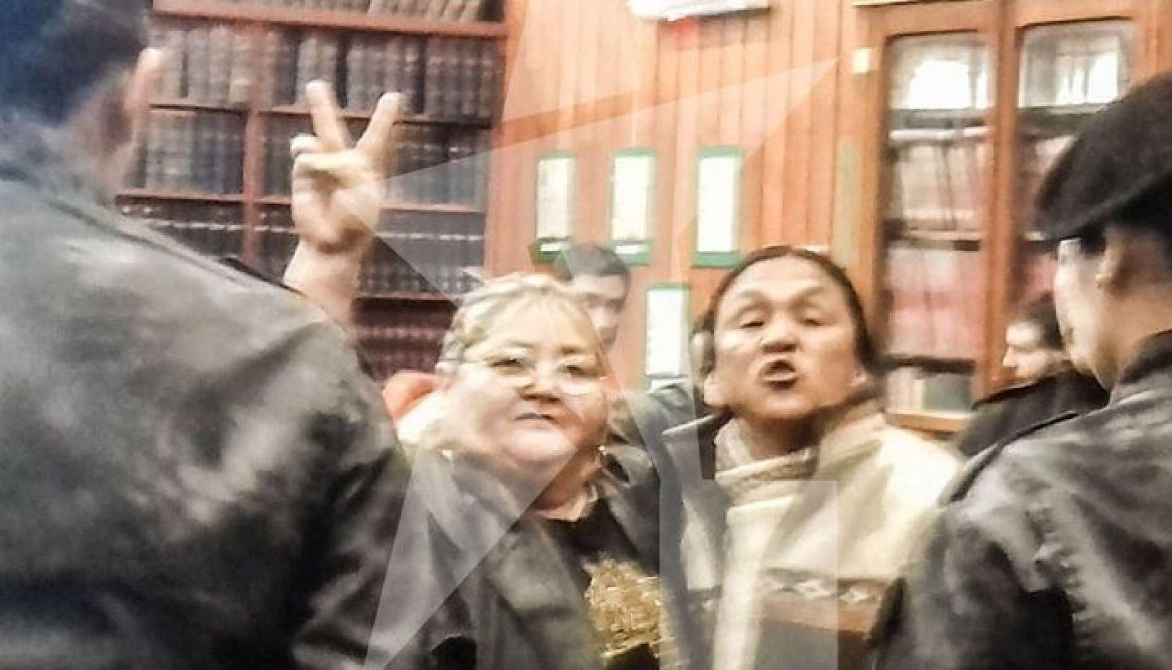 Milagro Sala,