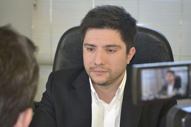 Dr. Fermín Randón, gerente de Anses, UDAI Río Grande.