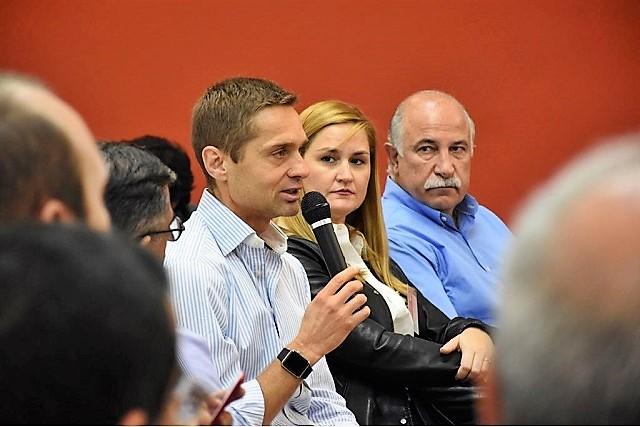 Sciurano participó de la reunión del Comité Federal de la UCR en Mendoza