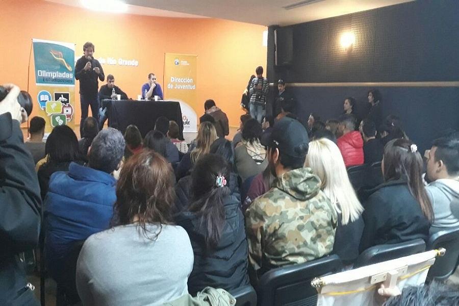 La Agencia Municipal de Deportes y Juventud lanzó las Olimpíadas