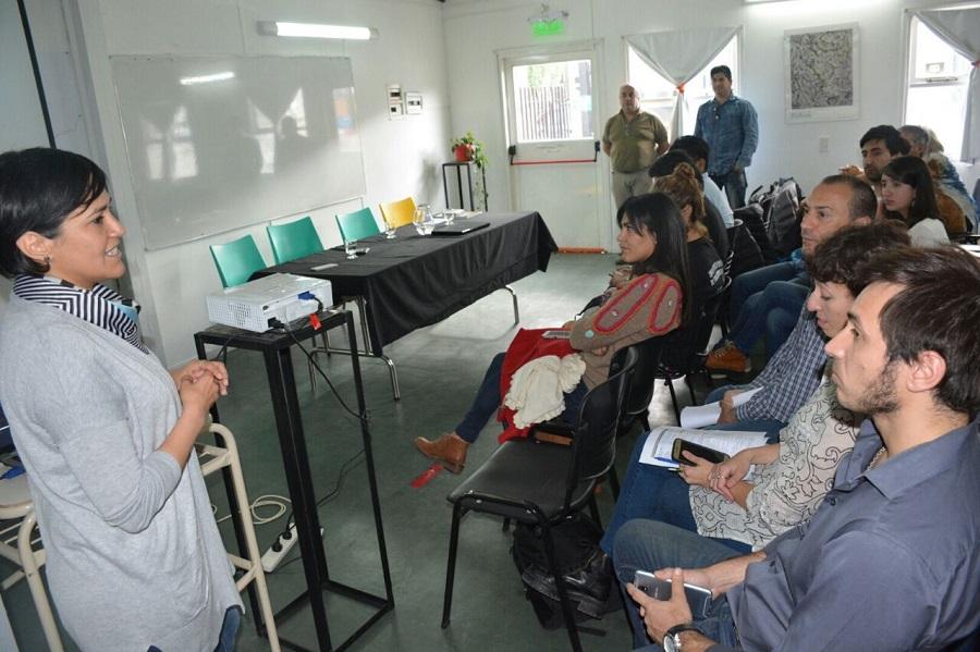 """Río Grande lleva a Ushuaia el programa de alfabetización """"Yo sí Puedo"""""""