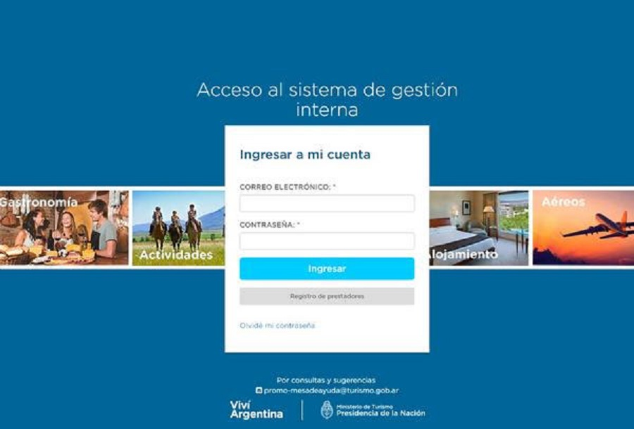 INFUETUR invita a prestadores turísticos a ser parte del Programa Nacional Turísmo Interno
