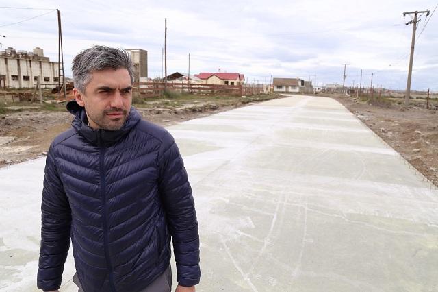 Paulino Rossi destacó las obras que encara el Municipio