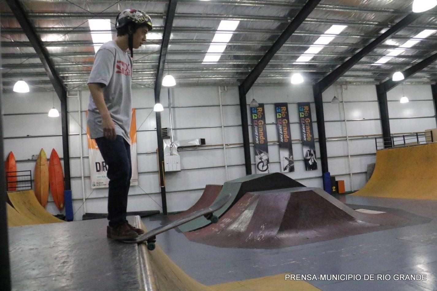 Los horarios y actividades del Skate Bike Park se amplían