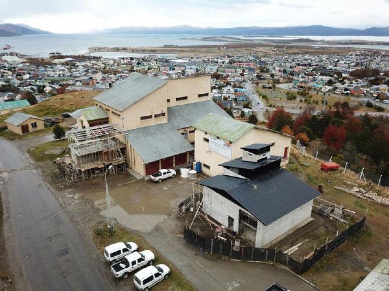 Modernizarán tres plantas potabilizadoras de Ushuaia.
