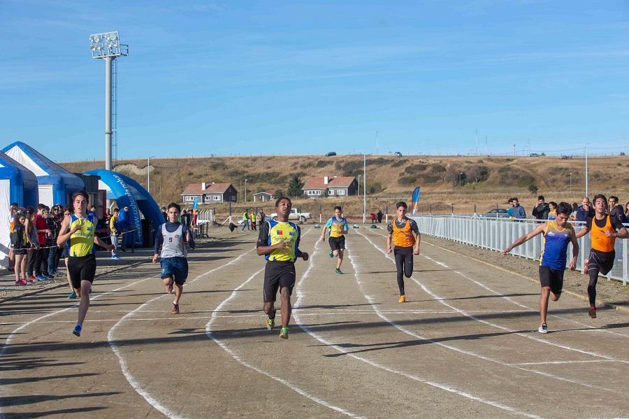 La 1° Fecha de la Liga Austral del Fín del Mundo de Atletísmo se realizó en Ushuaia